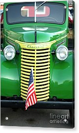 1939 Chevrolet Truck Acrylic Print by George Robinson
