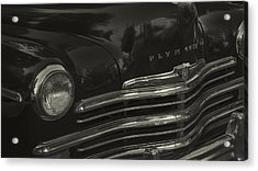 1949 Plymouth Deluxe  Acrylic Print