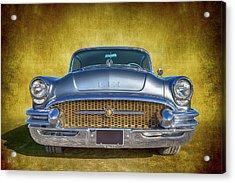 1955 Buick Acrylic Print