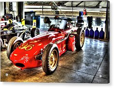 1961 Elder Indy Racing Special Acrylic Print