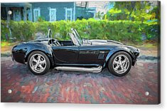 1965 Ford Ac Cobra Painted    Acrylic Print