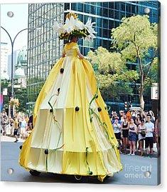 2015 Montreal Lgbta Parade  Acrylic Print