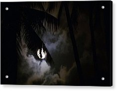 4 Strange Ways The Moon Might Affect Our Bodies Read At News Dot Health Dot Com Acrylic Print