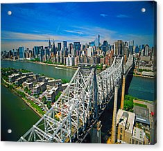 59th Street Bridge Acrylic Print