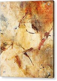 Abstract 131 Acrylic Print by Angelina Cornidez