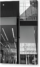 Abstract Architecture - Utm Mississauga Acrylic Print