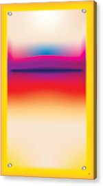 After Rothko 5 Acrylic Print