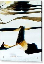 Agate Acrylic Print