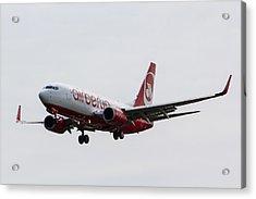 Airberlin Boeing 737 Acrylic Print
