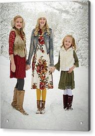 Alison's Family Acrylic Print