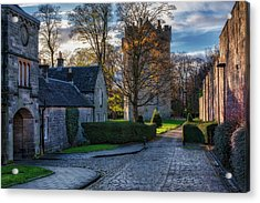 Acrylic Print featuring the photograph Alloa Tower by Jeremy Lavender Photography