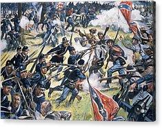 American Civil War Acrylic Print