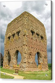 Ancient Temple Of Janus Acrylic Print