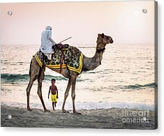 Arabian Nights Acrylic Print