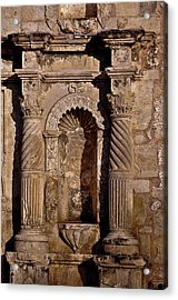 Architectural Detail Acrylic Print
