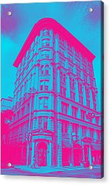 Archtectural Building Acrylic Print