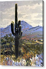 Arizona Icon Acrylic Print