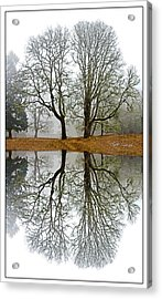 As Above So Below I Acrylic Print
