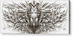 Ascended Grace Acrylic Print