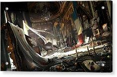 Assassin's Creed Unity Acrylic Print