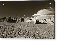 Atacama Desert Acrylic Print
