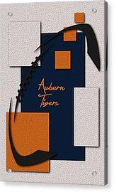 Auburn Tigers Acrylic Print by Joe Hamilton