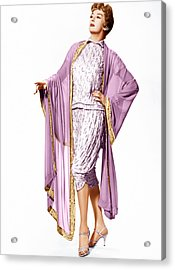 Auntie Mame, Rosalind Russell, 1958 Acrylic Print by Everett
