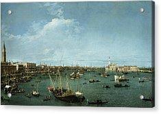 Bacino Di San Marco, Venice Acrylic Print