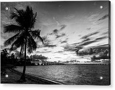 Bahia Honda State Park Sunset Acrylic Print