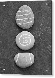 Balance Acrylic Print by Linda Woods