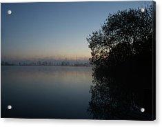 Ballyronan Marina Dawn Acrylic Print