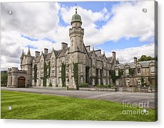 Balmoral Castle Acrylic Print by Patricia Hofmeester