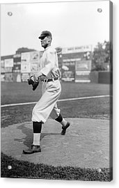 Baseball Star Walter Johnson Acrylic Print