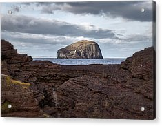 Bass Rock Acrylic Print