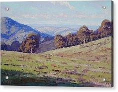 Bathurst Landscape Acrylic Print