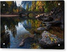 Beautiful Yosemite National Park Acrylic Print
