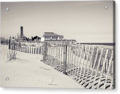 Acrylic Print featuring the photograph Beyond The Dunes by Colleen Kammerer
