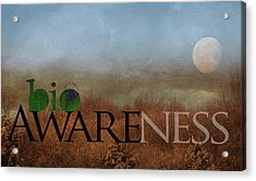 bioAWARENESS II Acrylic Print