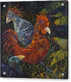 Birditudes Acrylic Print