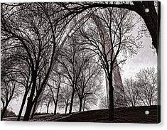 Blending In Acrylic Print by Robert FERD Frank