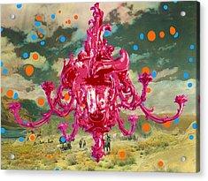 Blobs Acrylic Print