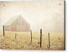Blue Ridge Farm Acrylic Print by Darren Fisher