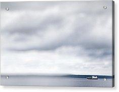 Boat #9224 Acrylic Print