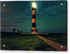 Bodie Island Night Acrylic Print