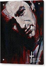Bono - Man Behind The Songs Of Innocence Acrylic Print