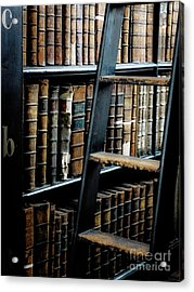 Books Of Knowledge 7 Acrylic Print