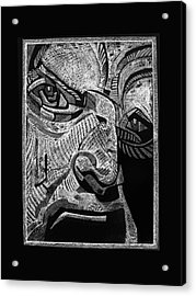 Boss Man Acrylic Print