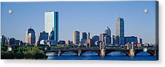 Boston, Massachusetts, Usa Acrylic Print by Panoramic Images