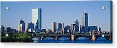 Boston, Massachusetts, Usa Acrylic Print