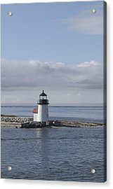 Brant Point - Nantucket Acrylic Print by Henry Krauzyk